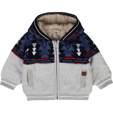 KNITTED CARDIGAN TIMBERLAND for BOY