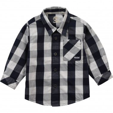 Checkered shirt TIMBERLAND for BOY