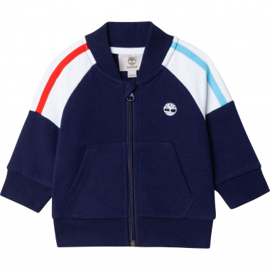 Fleece jogging cardigan TIMBERLAND for BOY
