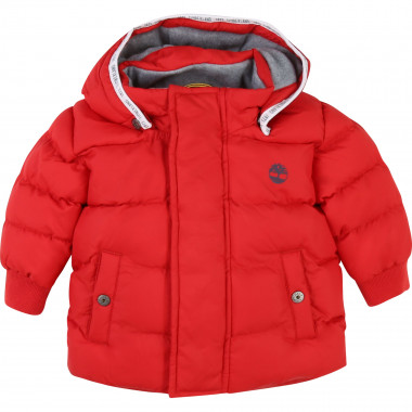 Waterproof padded jacket TIMBERLAND for BOY