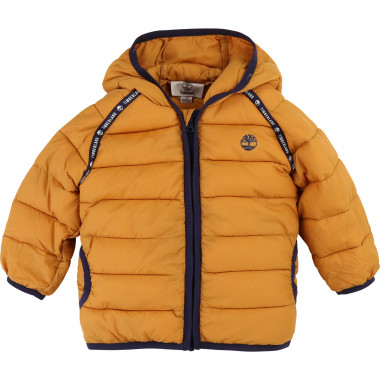 Coated waterproof bomber TIMBERLAND for BOY
