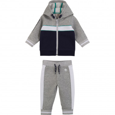 Striped jogging outfit TIMBERLAND for BOY