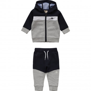 Dual-material jogging suit TIMBERLAND for BOY