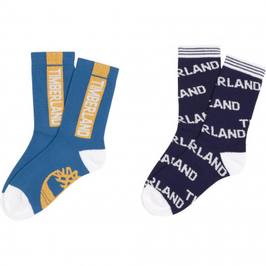 Set of printed socks TIMBERLAND for BOY