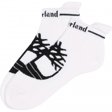 Printed ankle socks TIMBERLAND for BOY