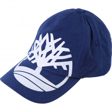 Cotton baseball cap with logo TIMBERLAND for BOY