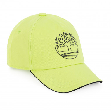 Cotton twill cap TIMBERLAND for BOY