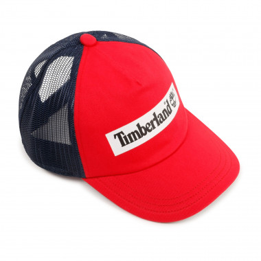 Cotton twill and mesh cap TIMBERLAND for BOY