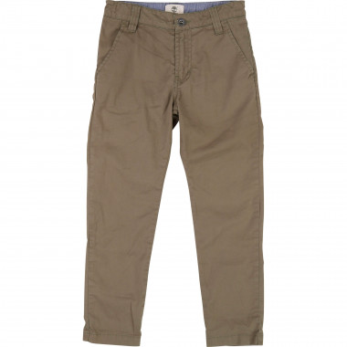 Adjustable chino trousers TIMBERLAND for BOY
