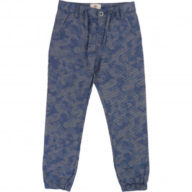 Printed chino trousers TIMBERLAND for BOY