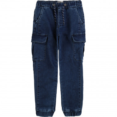 DENIM TROUSERS TIMBERLAND for BOY