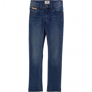 Skinny stretch-denim jeans TIMBERLAND for BOY