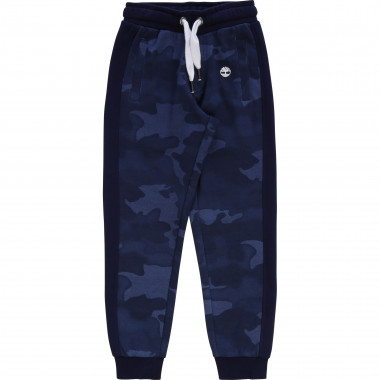 Camouflage jogging trousers TIMBERLAND for BOY