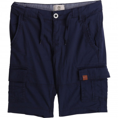Cotton twill Bermuda shorts TIMBERLAND for BOY