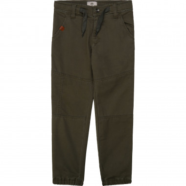 Fleece-effect trousers TIMBERLAND for BOY