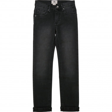 Slim stretch cotton jeans TIMBERLAND for BOY
