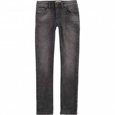 Cotton blend skinny jeans TIMBERLAND for BOY
