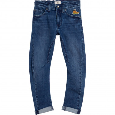 Regular-fit cotton jeans TIMBERLAND for BOY