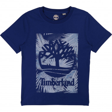 Slim fit printed T-shirt TIMBERLAND for BOY