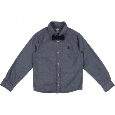 Shirt with bow tie TIMBERLAND for BOY