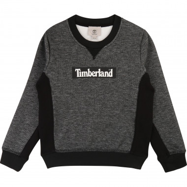 Fleece and fur sweatshirt TIMBERLAND for BOY