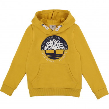 Hooded fleece sweatshirt TIMBERLAND for BOY
