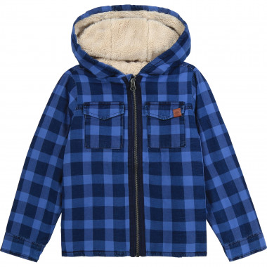 HOODED OVERSHIRT TIMBERLAND for BOY