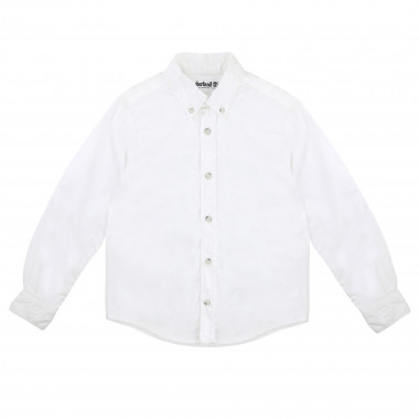 Oxford cotton shirt TIMBERLAND for BOY