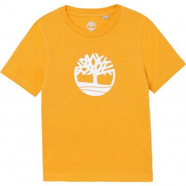 SHORT SLEEVES TEE-SHIRT TIMBERLAND for BOY