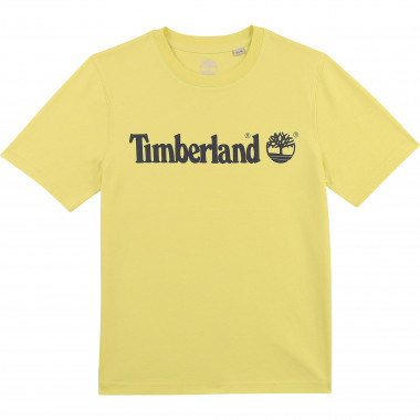 Short-sleeved jersey T-shirt TIMBERLAND for BOY