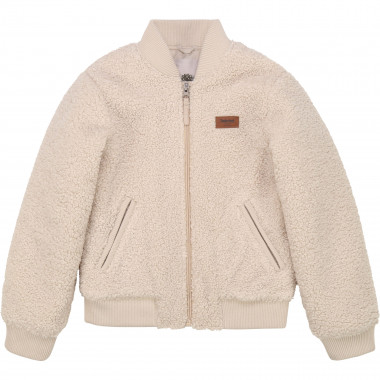 Plain sherpa jacket TIMBERLAND for BOY