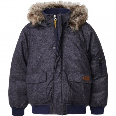 HOODED PARKA TIMBERLAND for BOY