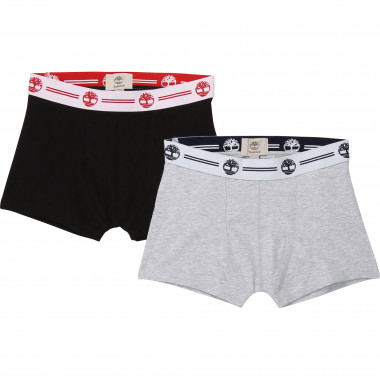 Cotton jersey boxers set TIMBERLAND for BOY