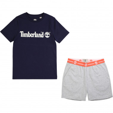 Organic cotton pyjamas TIMBERLAND for BOY