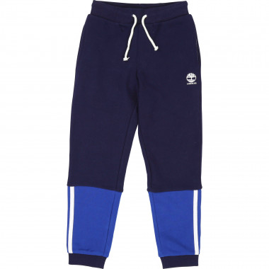 Colourblock jogging trousers TIMBERLAND for BOY