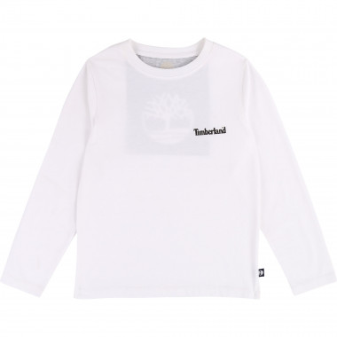 Cotton jersey T-shirt TIMBERLAND for BOY