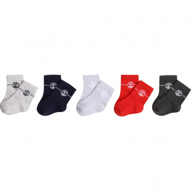 Pack of weekday socks TIMBERLAND for BOY