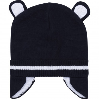 Knit cotton beanie TIMBERLAND for BOY
