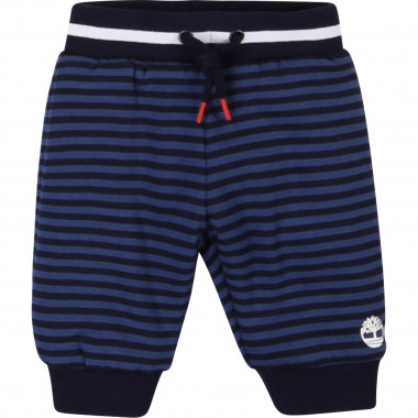 Reversible jersey trousers TIMBERLAND for BOY
