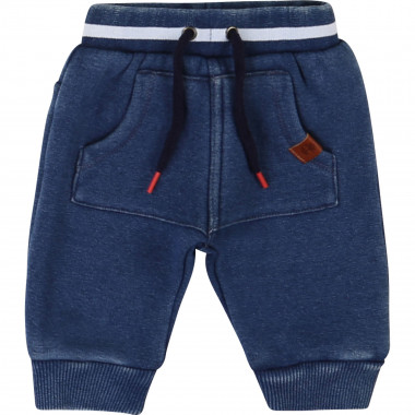 Two-sided fleece trousers TIMBERLAND for BOY