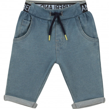 Jeans with elasticated waist TIMBERLAND for BOY