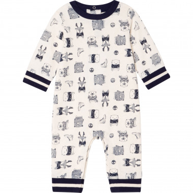 Cotton jersey all-in-one TIMBERLAND for BOY