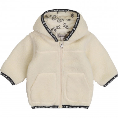 Sherpa hooded jumper TIMBERLAND for BOY