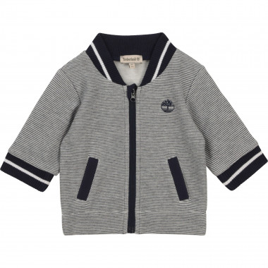 Jogging cardigan with pockets TIMBERLAND for BOY