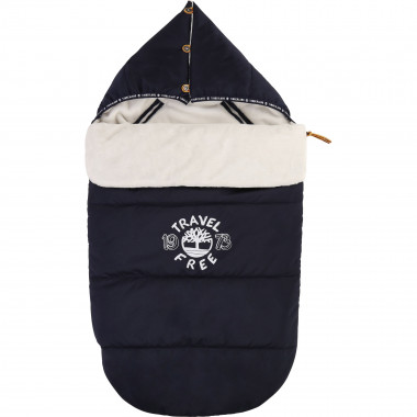 Zipped waterproof sleeping bag TIMBERLAND for BOY