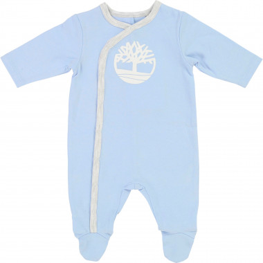 1-piece cotton jersey pyjamas TIMBERLAND for BOY