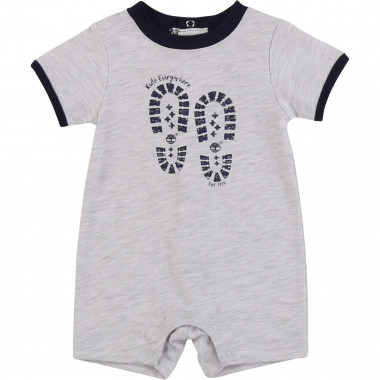 Cotton jersey playsuit TIMBERLAND for BOY