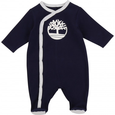 Cotton jersey sleep sack TIMBERLAND for BOY