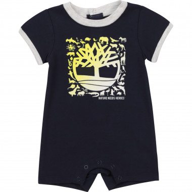 Cotton romper TIMBERLAND for BOY