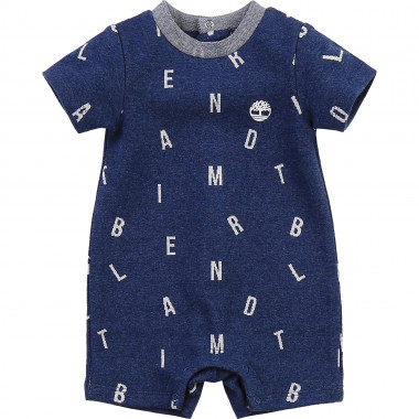 Romper with press studs TIMBERLAND for BOY